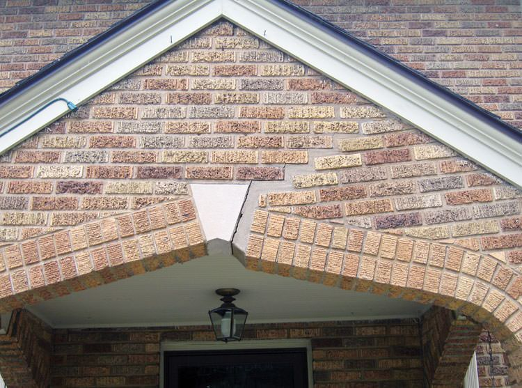 Brick Veneer Siding Problems