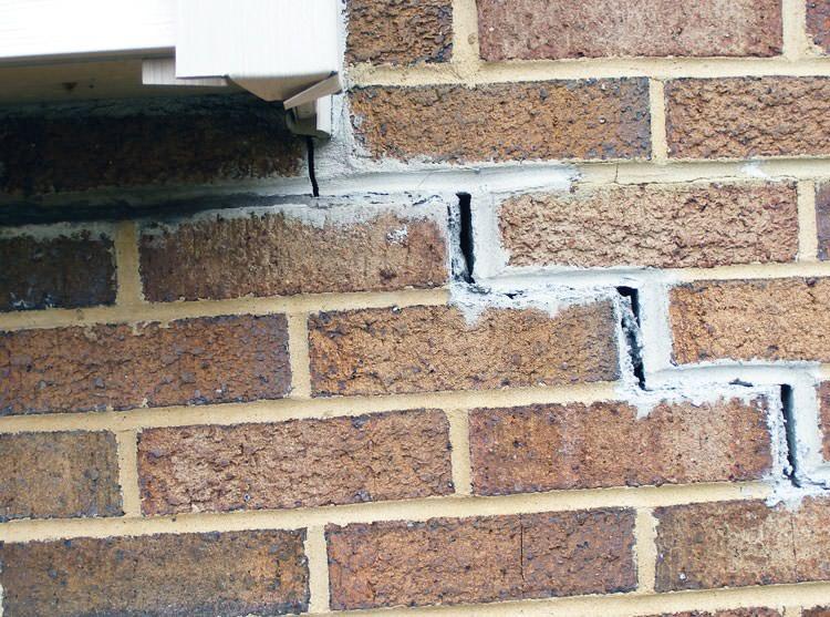 Foundation Cracks Repair In Mississauga Toronto Brampton