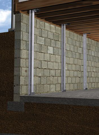 Warranted Foundation Repair Products Toronto Mississauga