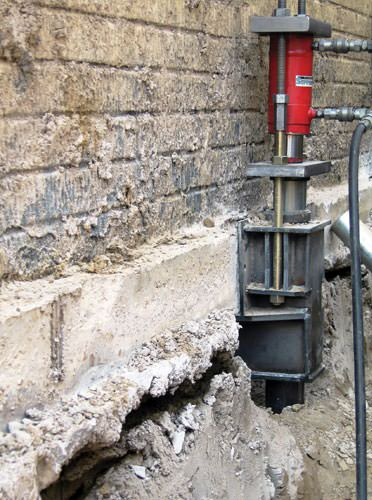 Foundation Repair In Toronto Mississauga Brampton