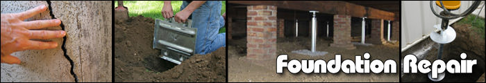 Foundation Repair in ON, including Toronto, Mississauga & Brampton.